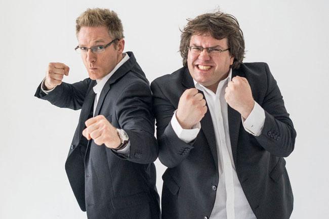 Matthias Reuter & Benjamin Eisenberg