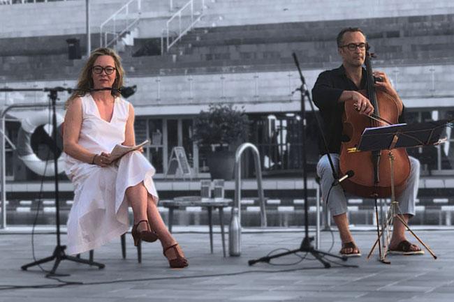 Katja Heinrich Wein Weib und Cello