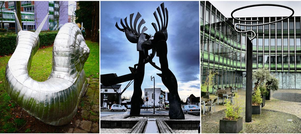 Kunsttouren im Rahmen des Freistil-Programmes im Sommer 2021